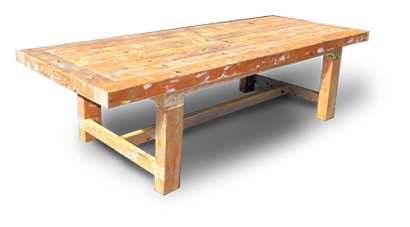 Tables for Reclaimed wood furniture oregon